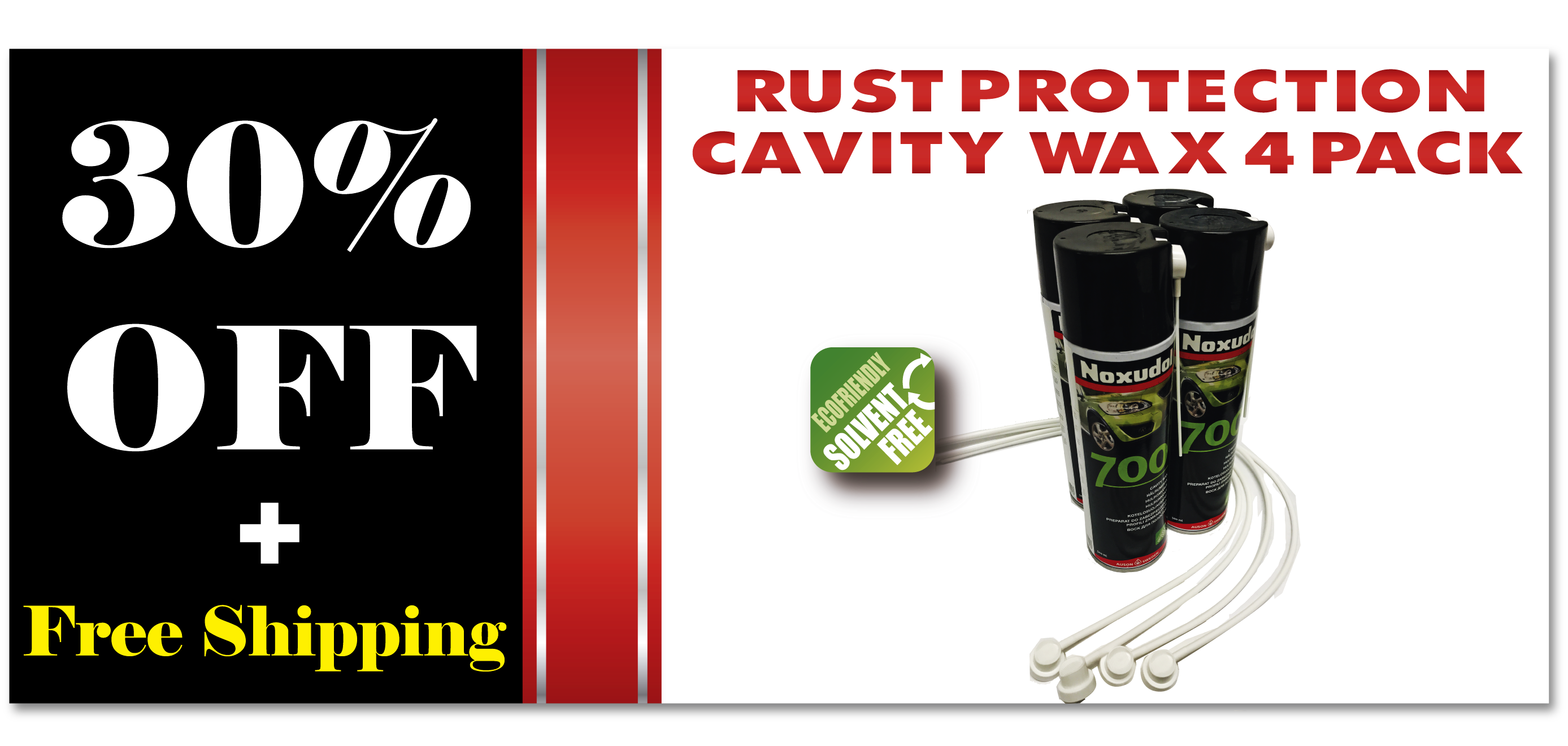 Rust Protection Products | Eco-Friendly Rust Proofing