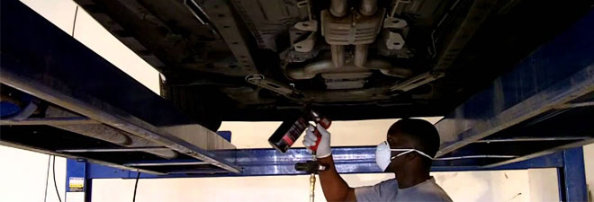 Understanding the Basics of Undercoating for Your Car