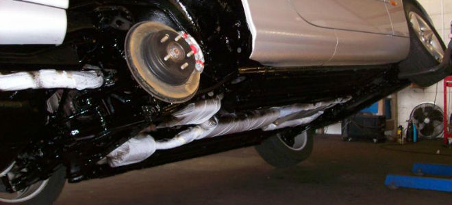 Rust Proofing Your Car