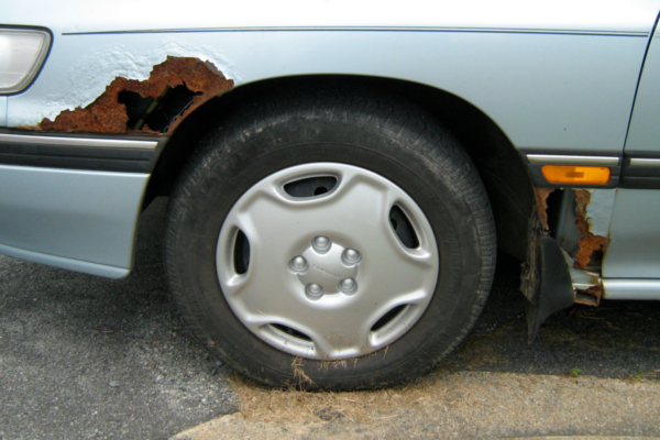 Car Rust Can Ruin Your Car If You Don't Take Preventive Measures