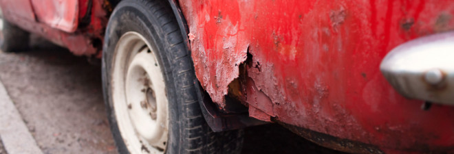 Three Easy Ways to Protect Your Car from Rust