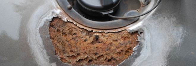 Three Common Myths about Automotive Rust
