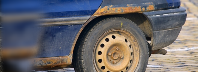 Rust Proof Your Car At Home