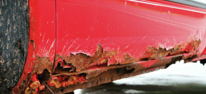 Get Your Car Rust Proofed