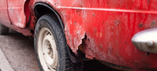 Rust Protection is Necessary for Your Automobiles