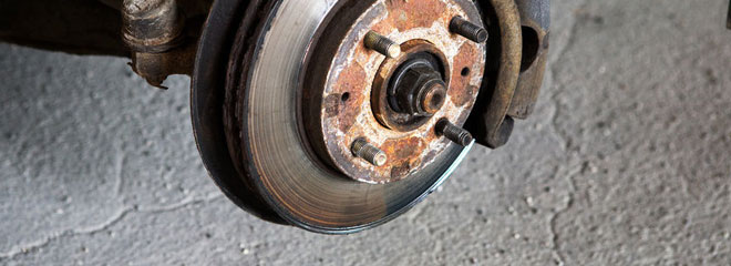 Parts of Your Vehicle Are More Vulnerable To Rust