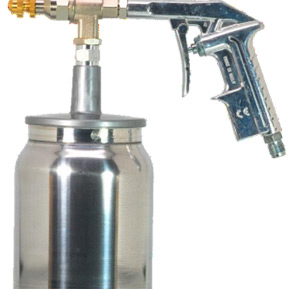Undercoating Spray Gun