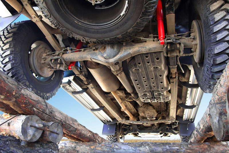 auto rustproofing