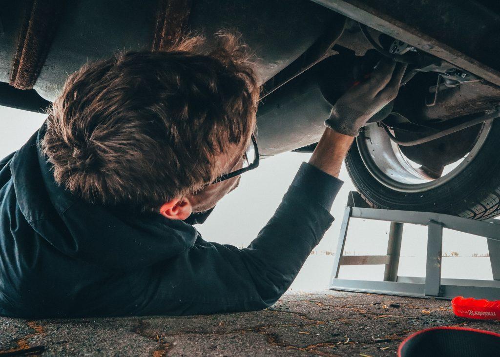 auto-rust-proofing
