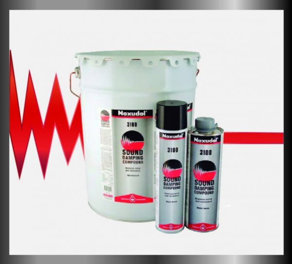 Noxudol  Sound Damping  Gallon BPI